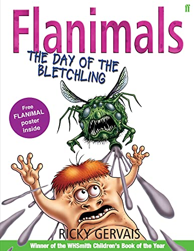 9780571238514: Flanimals: The Day of the Bletchling