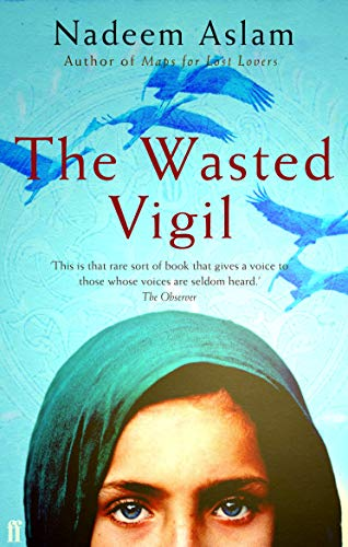 9780571238804: The Wasted Vigil
