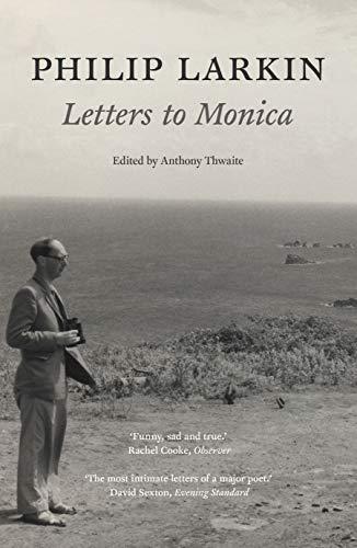 9780571239108: Philip Larkin: Letters to Monica
