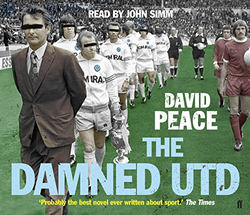 9780571239139: The Damned Utd