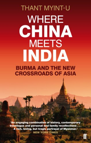 9780571239641: Where China Meets India: Burma and the New Crossroads of Asia