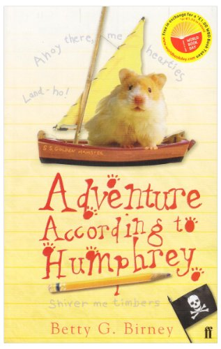 9780571239696: Adventure According to Humphrey (World Book Day 2008)