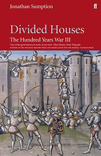 9780571240128: Hundred Years War Vol 3: Divided Houses