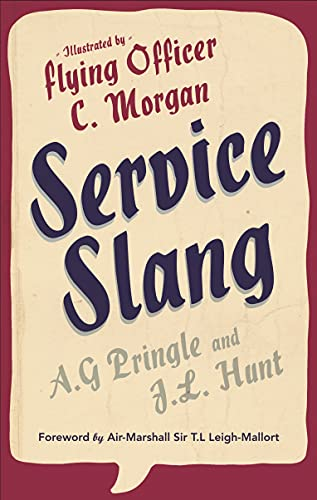 9780571240142: Service Slang
