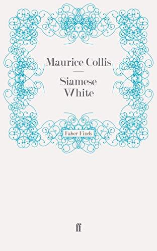 9780571240869: Siamese White