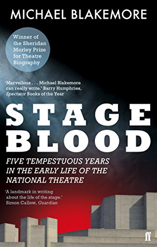 9780571241385: Stage Blood