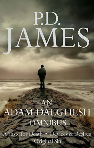 "9780571241521: P. D. James Omnibus: ""A Taste for Death"", ""Devices and Desires"", ""Original Sin"""