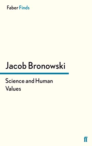 9780571241903: Science and Human Values