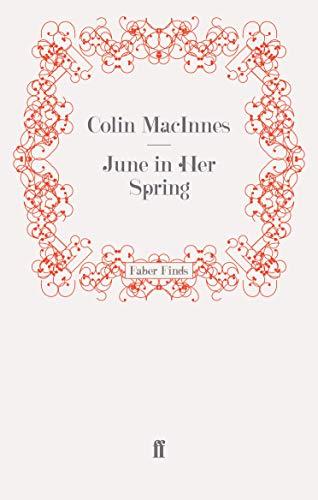 9780571242719: June in Her Spring