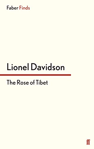 9780571242917: The Rose of Tibet