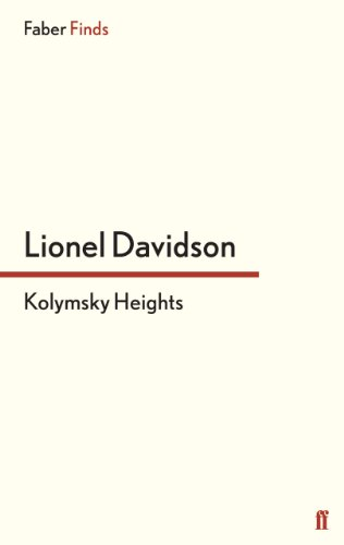 9780571242924: Kolymsky Heights