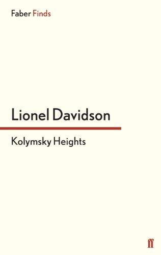 9780571242924: Kolymsky Heights