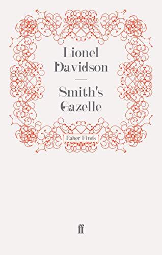 9780571242931: Smith's Gazelle