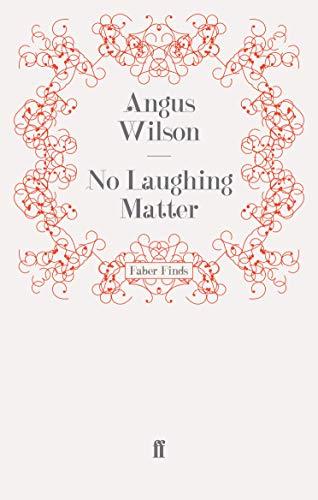 9780571243297: No Laughing Matter