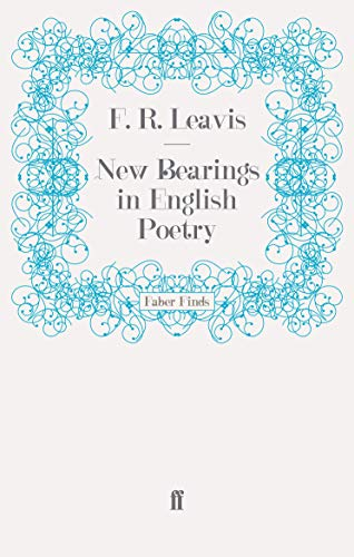 9780571243358: New Bearings in English Poetry