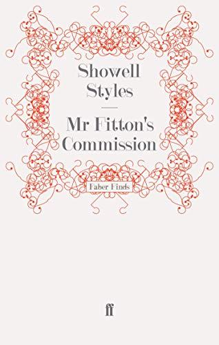 9780571243396: Mr Fitton's Commission (The Lieutenant Michael Fitton Adventures)