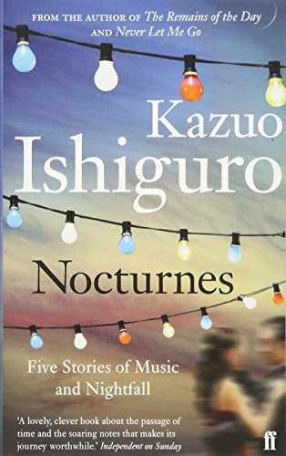 9780571245017: Nocturnes: Five Stories of Music and Nightfall