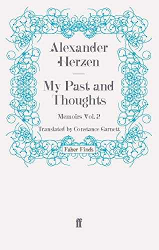 9780571245420: My Past and Thoughts: Memoirs Volume 2: Memoirs v. 2