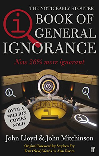 9780571246922: QI: The Book of General Ignorance - The Noticeably Stouter Edition