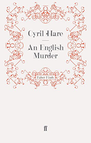 9780571247257: An English Murder