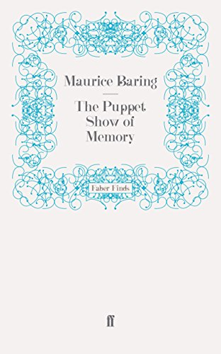 9780571247479: The Puppet Show of Memory