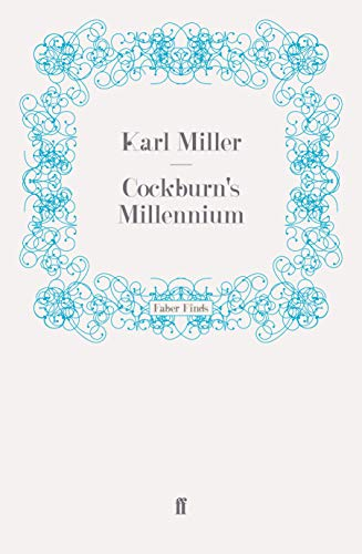 Cockburn's Millennium (057124761X) by Karl Miller