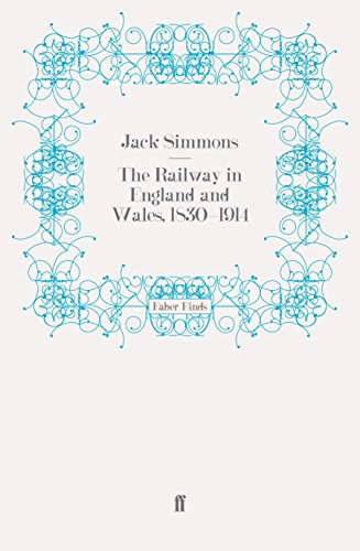 9780571247806: The Railway in England and Wales, 1830-1914