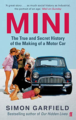 9780571248117: MINI: The True and Secret History of the Making of a Motor Car