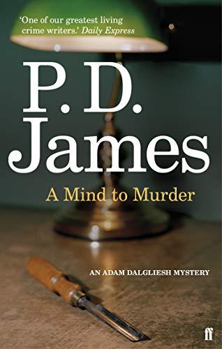 9780571248896: A Mind to Murder (Inspector Adam Dalgliesh Mystery)