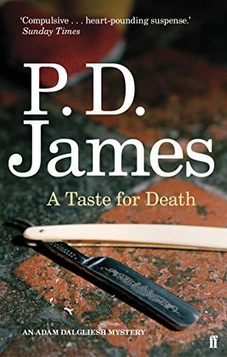 9780571248919: A Taste for Death (Inspector Adam Dalgliesh Mystery)