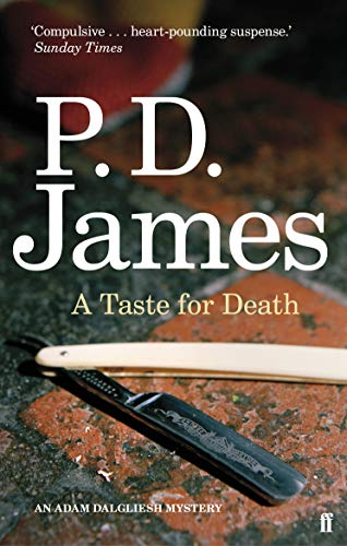 9780571248919: A Taste for Death
