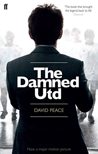 9780571249558: The Damned Utd