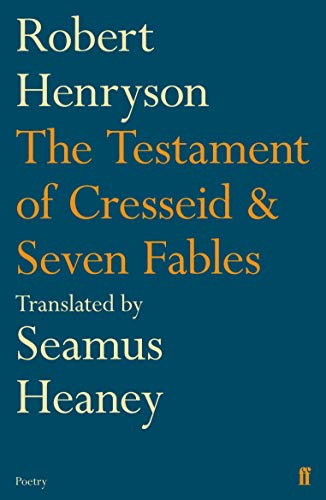 9780571249664: The Testament of Cresseid & Seven Fables: Translated by Seamus Heaney
