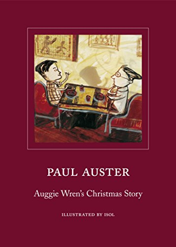 9780571249770: Auggie Wren's Christmas Story