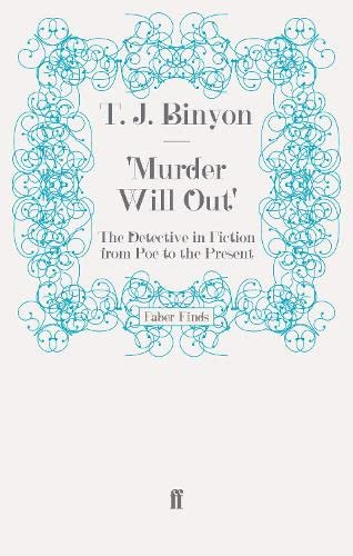 9780571250264: Murder Will Out': The Detective in Fiction from Poe to the Present