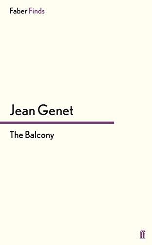 9780571250301: The Balcony