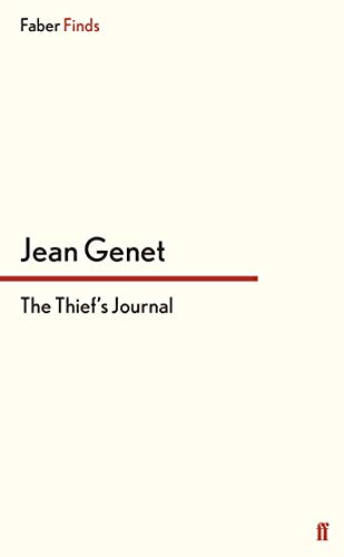 9780571250332: The Thief's Journal