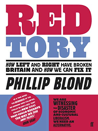 9780571251674: Red Tory: How the Left and Right Have Broken Britain and How We Can Fix It