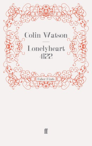 9780571252015: Lonelyheart 4122 (A Flaxborough Mystery)