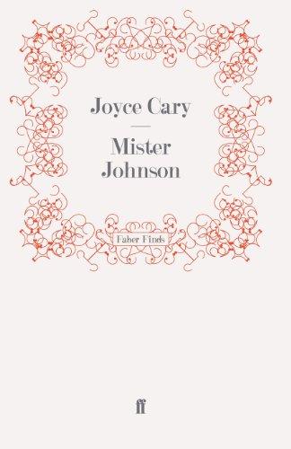 9780571252091: Mister Johnson