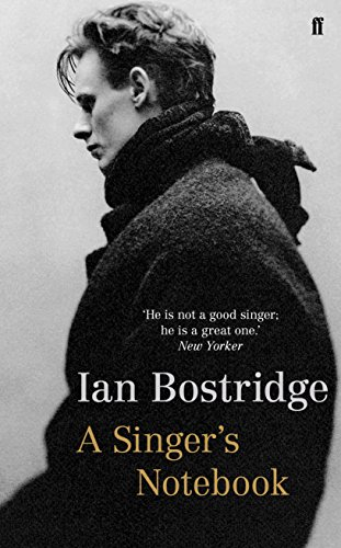 9780571252459: A Singer's Notebook