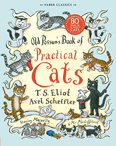 9780571252480: Old Possum's Book of Practical Cats: 1