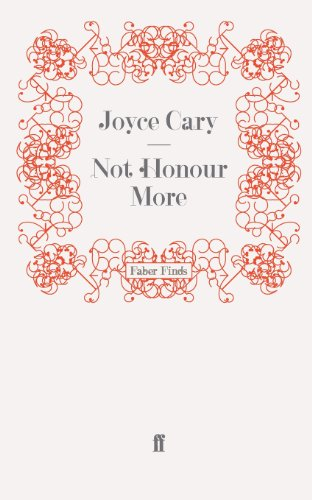 9780571252732: Not Honour More: A Polyphoto of the Fifties (Second Trilogy)