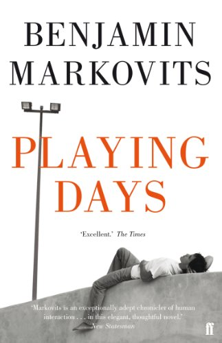 9780571253173: Playing Days