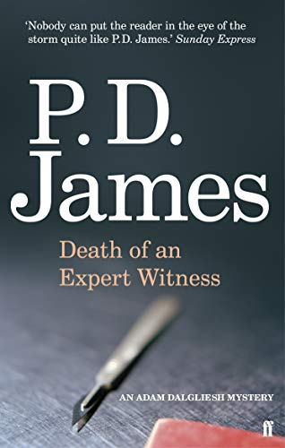 9780571253395: Death of an Expert Witness (Inspector Adam Dalgliesh Mystery)