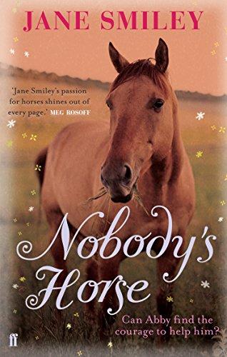 9780571253548: Nobody'S Horse