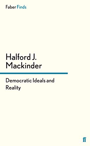 9780571253760: Democratic Ideals and Reality