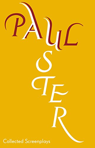 Collected Screenplays: Auster, Paul