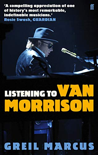 9780571254460: Listening to Van Morrison