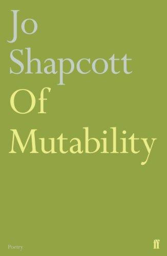 9780571254705: Of Mutability